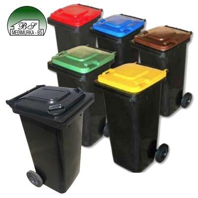 Komunalna PVC kanta za smeće