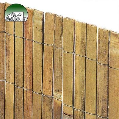 Vrtna ograda od panela bambusove trske 15 mm