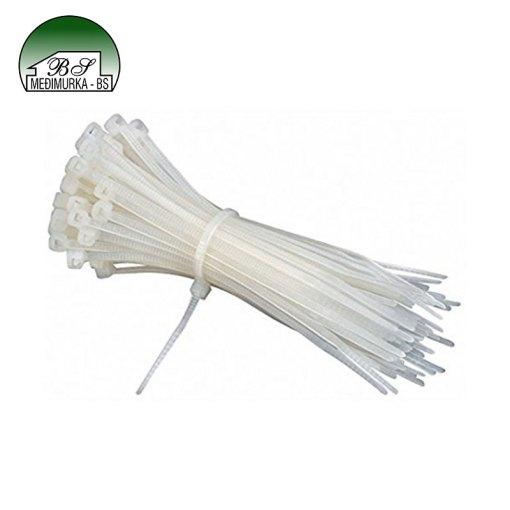 Plastična vezica natural