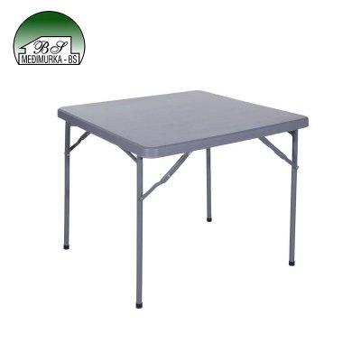 Sklopiv kvadratni stolić