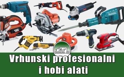 Vrhunski profesionalni i hobi alati