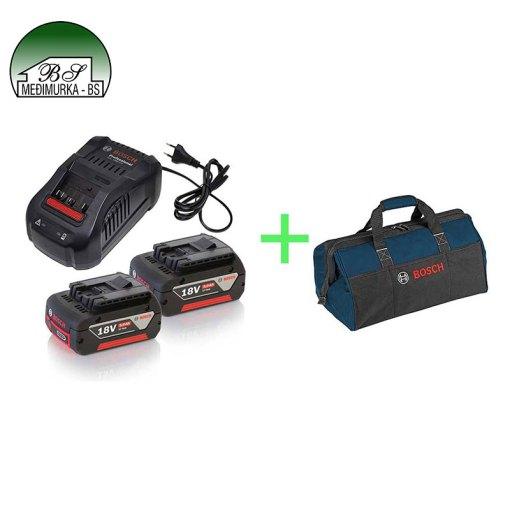 Bosch set baterija i punjač