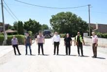 Photo of Nastavlja se postavljanje prvog sloja asfalta na djelu druge poddionice regionalne ceste u Miletini