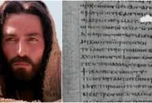 Photo of Znanstvenici pronašli drevni tekst koji sadrži 'tajna učenja Isusa Krista'