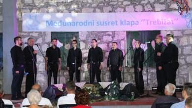 Photo of U srijedu XIII Međunarodni susret klapa u Trebižatu