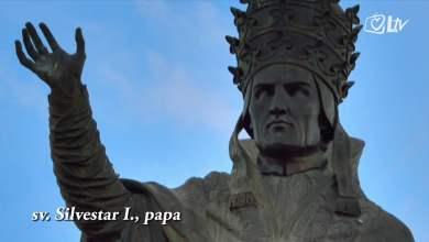 Photo of Sveti Silvestar – prvi papa Crkve koja je izašla iz katakomba nakon Milanskog edikta