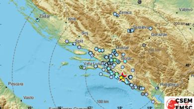 Photo of Jak potres zatresao Dubrovnik i okolicu