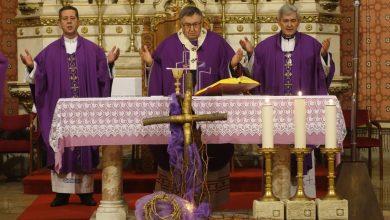 Photo of Kardinal Vinko Puljić slavio misu za žrtve koronavirusa