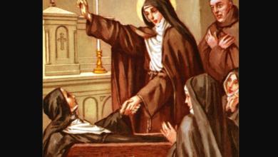 Photo of Sveta Koleta Boillet djevica koja je imala dar uskrsnuća djece