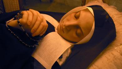 Photo of Molitva svetoj Bernardici-vidjelici Gospe iz Lurda