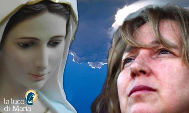 Photo of Gospina poruka preko vidjelice Marije Pavlović – Lunetti