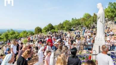 Photo of Fra Miro Šego poziva Brotnjo i Hercegovinu da u velikoj devetnici zahvale našoj Gospi Kraljici Mira