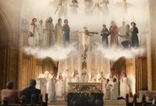 Photo of Viđenje sv. Terezije Avilske pred pričest:  Vidim kako se nebesa…
