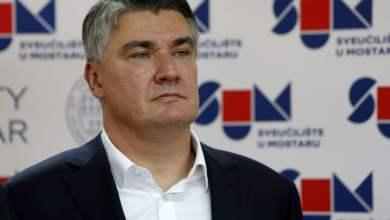 """Photo of Milanović o cijepljenju: """"Ja se ne osjećam ugroženo od onih koji se nisu cijepili"""""""