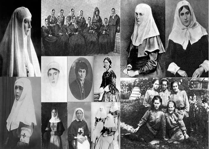 История и философия сестринского дела