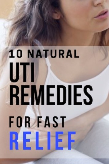 10 Natural Home Remedies for UTI Fast Relief Without Antibiotics