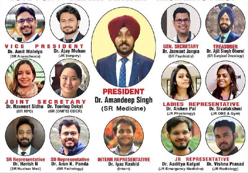 Team 'AMAN- residents First'
