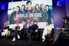World on Fire: Początki - Warszawa, 3.10.2019