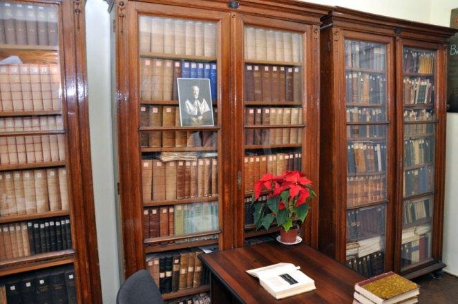 Бібліотека, зібрана А. Беком