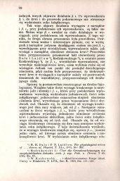 Księga Pamiątkowa wydana w dwudziestopiątą rocznicę istnienia Wydziału Lekarskiego Uniwersytetu Jana Kazimierza 1894-1919 przez członków Wydziału lekarskiego st 4