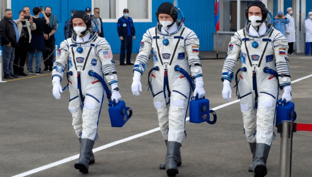 Elevated biomarkers for neurodegeneration found in astronauts returning from space travel