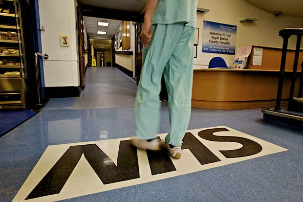 How many foreign staff work in the NHS? Statistic and answers