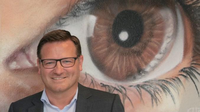 Topcon Deutschland Geschäftsführer Dirk Dembski