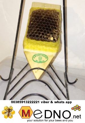 AVROMAM / Pheromone of bee queen - swarm lure , patented and with warranty