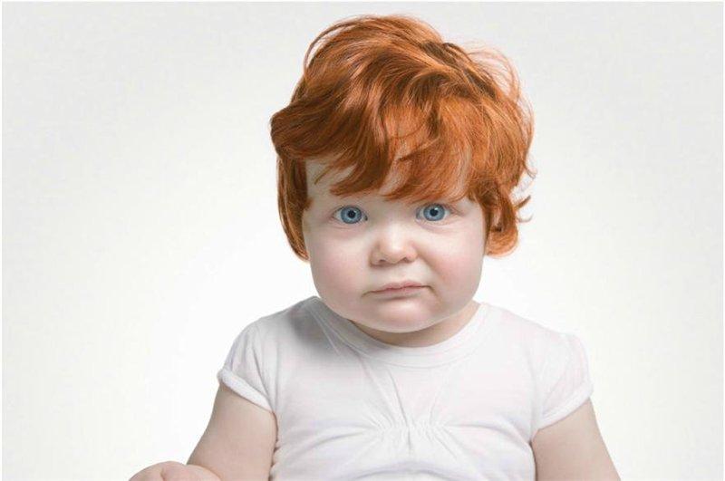 Мамин или папин малыш или Попробуй представить своего малыша