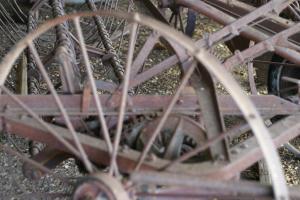 Antique Farm Machinery