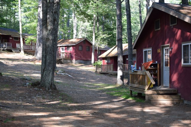 cabins -- home away form home