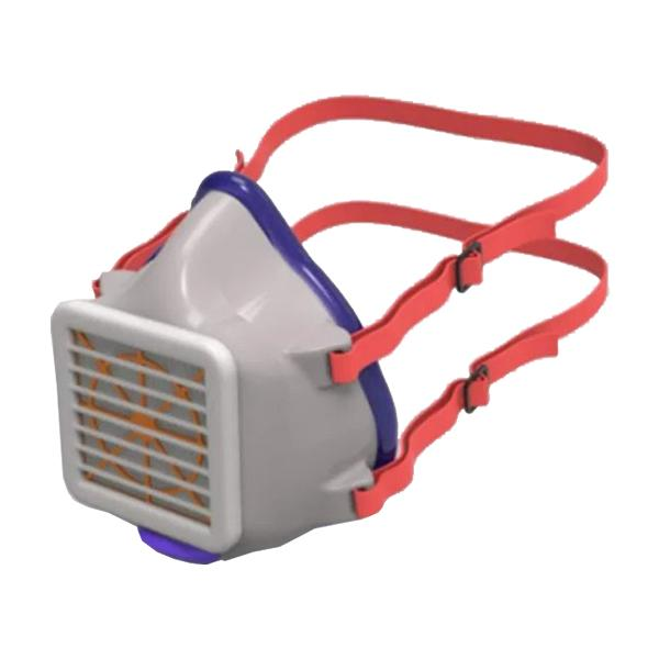 XD100 Respirator Face Mask with Reusable Filters