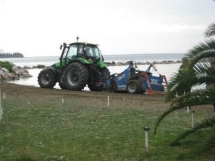 Καθαρισμός Παραλίας