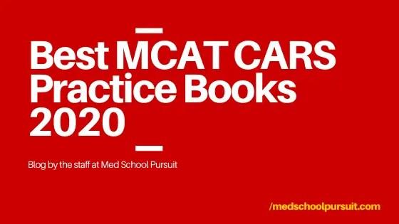 MCAT CARS Practice