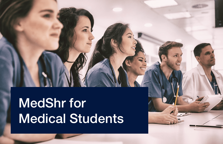 MedShr-for-Medical-Students