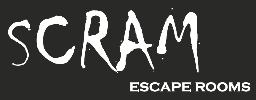 Scram Escape Rooms Logo