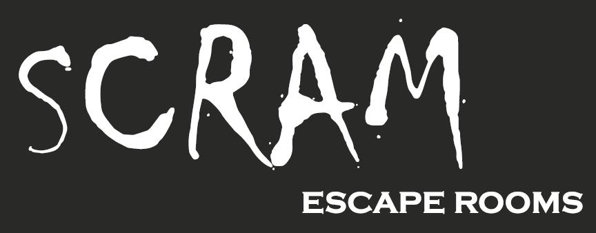 Scram Escape Rooms Logo