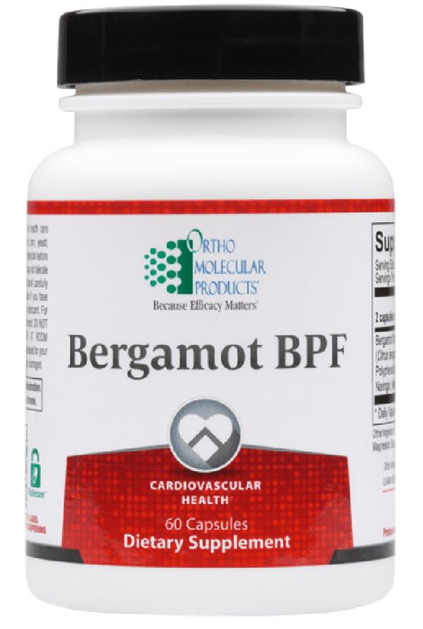 Bergamot BPF 60 ct.