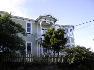 The house - built around 1910