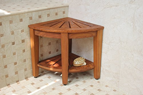 155-Teak-Shower-Bench-With-Shelf-From-the-Corner-Collection-0-1