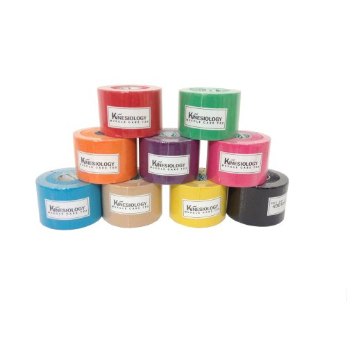 3NS-TEX-Kinesiology-Muscle-Care-Tape-Sports-Taping-Method-0-0