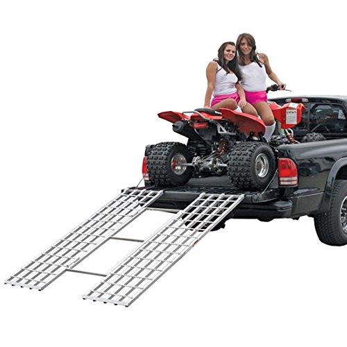 71-x-51-Extra-Wide-Tri-Fold-Aluminum-ATV-Loading-Ramp-0-0