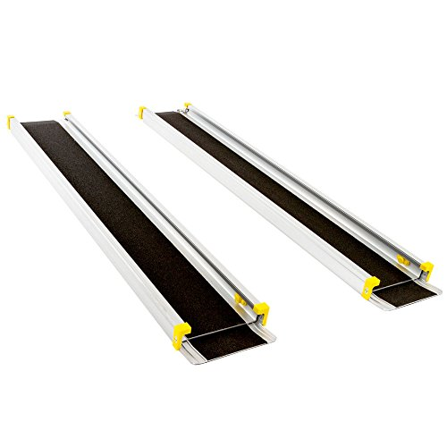 Adjustable-Wheelchair-Telescoping-Track-Ramps-0