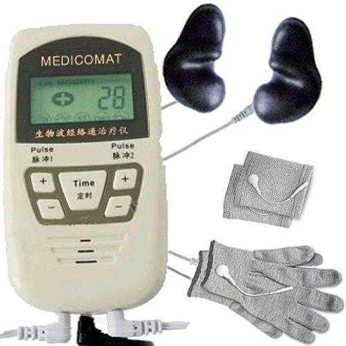 Advanced-Pain-Management-Medicomat-10F-Pain-Management-Wrist-Conductive-Cuff-Wristlet-Glove-Acupuncture-Treatment-Lower-Arm-Hand-Pain-0-0