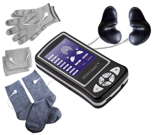Arthritis-Pain-Relief-Medicomat-6F-Knee-Joint-Pain-Relief-Natural-Treatment-Arthritis-Silver-Conductive-Socks-Gloves-Wristlet-0-0