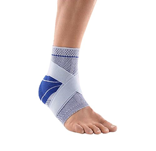 Bauerfeind-MalleoTrain-Plus-Ankle-Support-Titanium-0