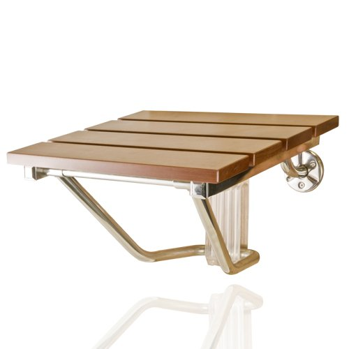 Best-Choice-Products-New-Wall-Mount-Shower-Bath-Seat-Shower-Bench-Folding-Seat-0