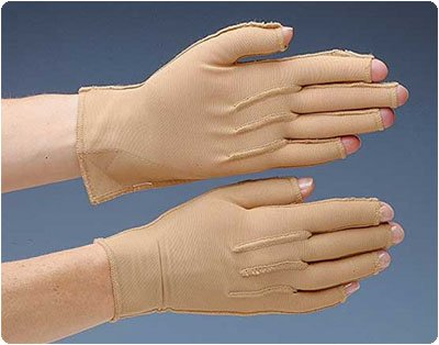 Bio-Form-Pressure-Glove-Hook-Loop-Closure-Size-Small-MCP-Circumference-6-6-152-171-cm-0