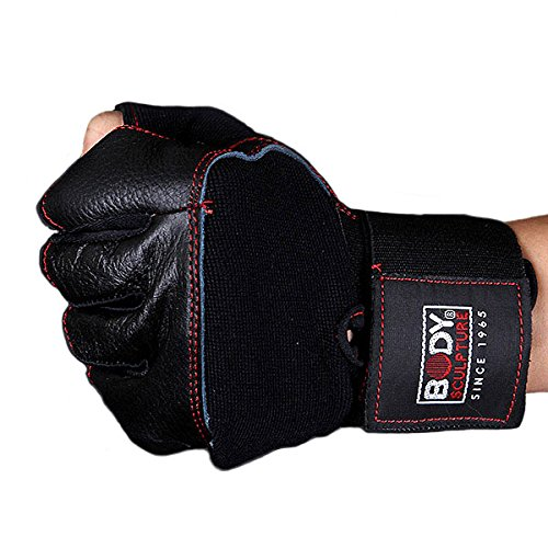 BodySculpture-Leather-Fitness-Gloves-black-0-0