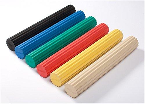 Cando-Twist-n-Bend-hand-wrist-exerciser-set-6-pieces-tan-through-black-0